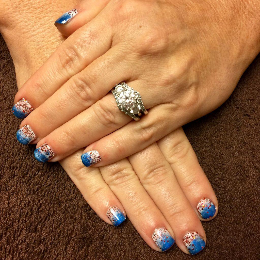 blue-sparkle-nails