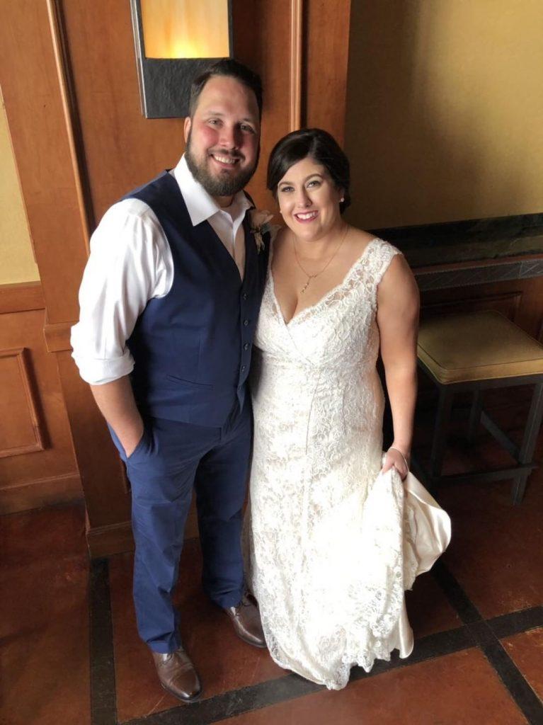 bridal-couple-happy-tan-glow