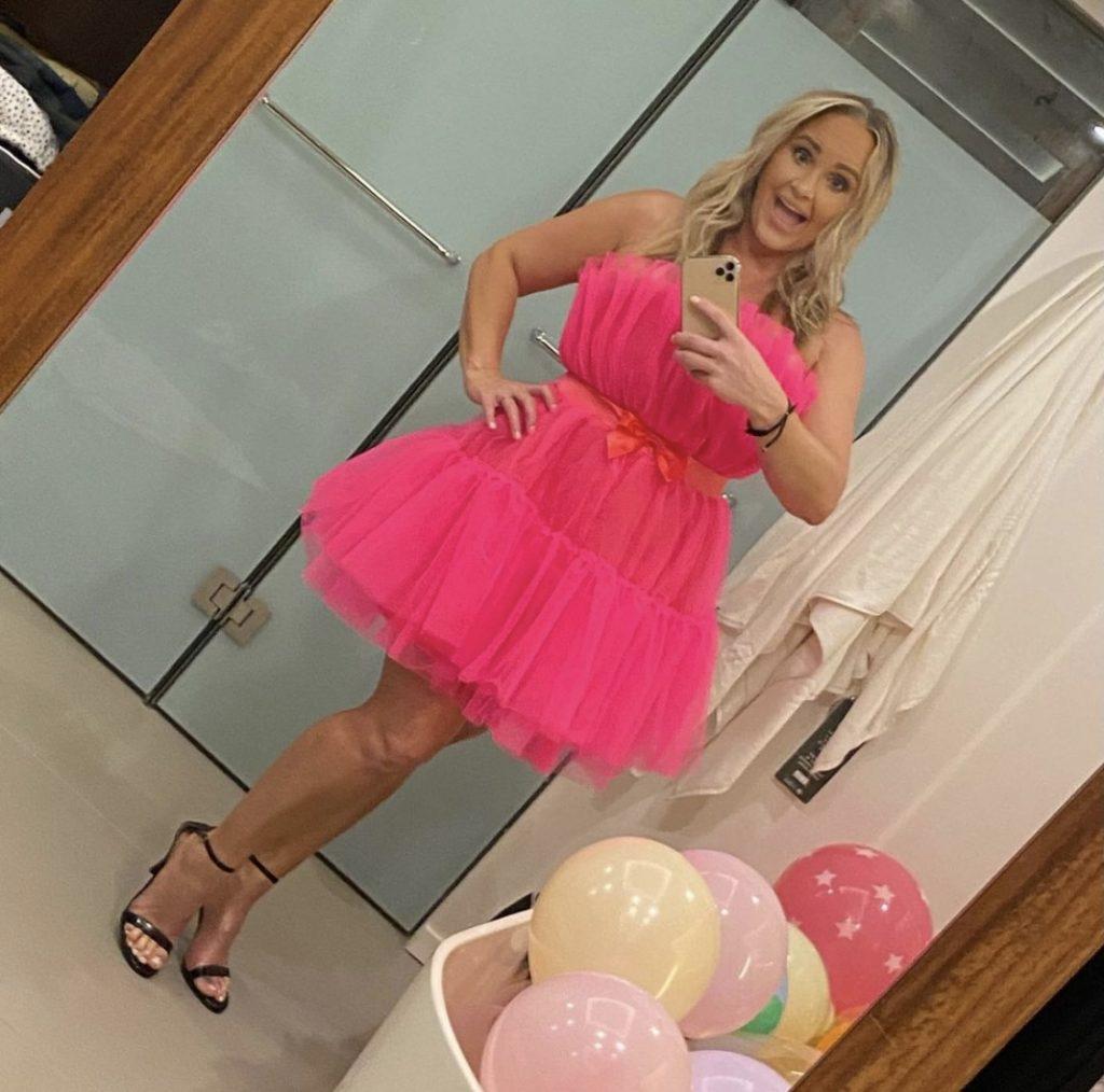 tan-pink-dress